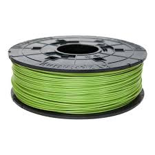 ABS Filament Cartridge for da Vinci 3D Printer Olivine
