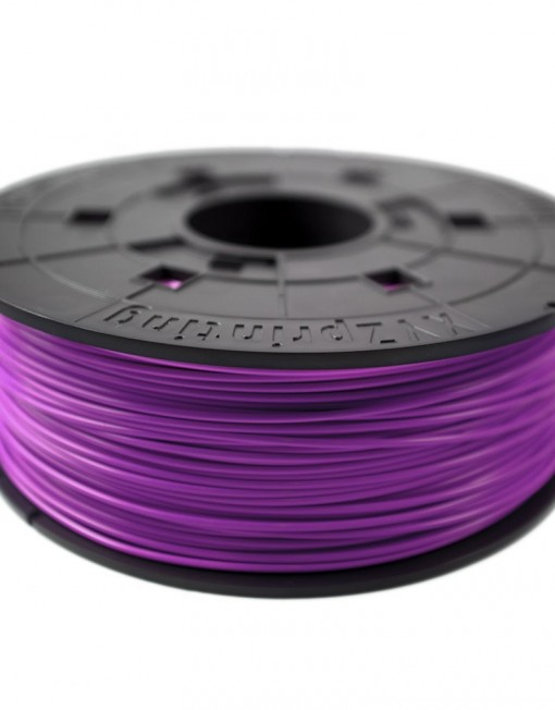 ABS Filament Cartridge for da Vinci 3D Printer Purple