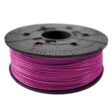 ABS Filament Cartridge for da Vinci 3D Printer Purpurin