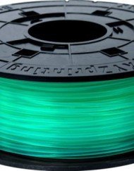 ABS Filament Cartridge for da Vinci 3D Printer1 green