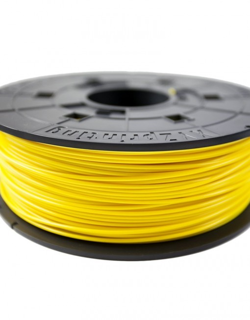 ABS Filament Cartridge for da Vinci 3D Printer6 yellow