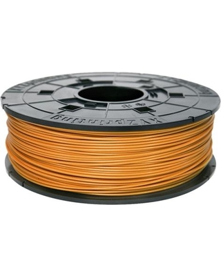 ABS Filament Cartridge for da Vinci 3D Printer7 Tangerine