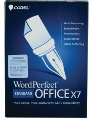 WordPerfect Office X6 Standard EN Mini-Box